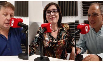"""""""La Hora del CAFÉ"""" con Chía, Juanma Pozuelo, Martín Ynestrillas y Jesús Muñoz"""