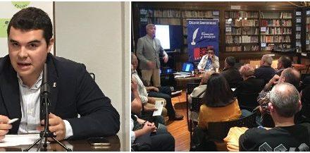 """Vídeos de las dos últimas conferencias: """"La Universidad hoy"""" y """"Entorno estratégico de la División Azul"""""""