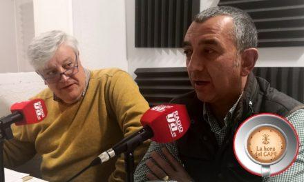 """""""La Hora del CAFÉ"""" con Fausto Heras, Manuel Andrino y Nacho Larrea"""