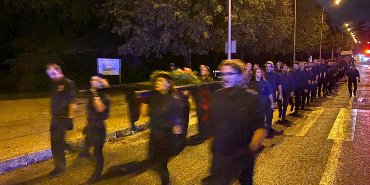 Actos políticos del 20N y marcha de la Corona 2019 en vídeo e imágenes