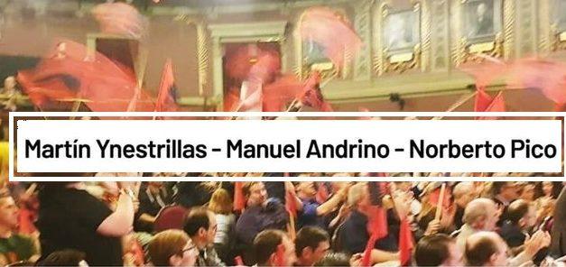 Jueves 7, Presentación candidatura falangista en Guadalajara