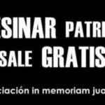 ¿Asesinar patriotas sale gratis? Viernes 13 por Víctor Laínez, sábado 14 por Juan Ignacio