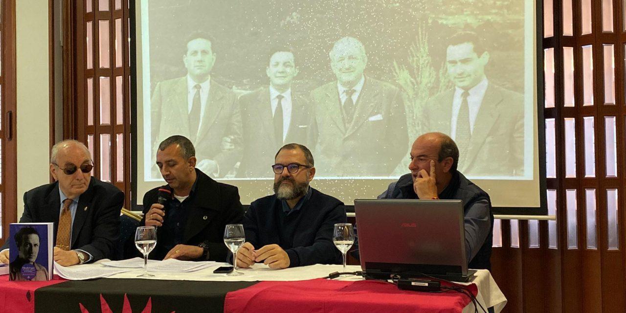 Discurso de Manuel Andrino, Jefe Nacional de La Falange, el pasado 30 de noviembre en Don Benito (Badajoz)