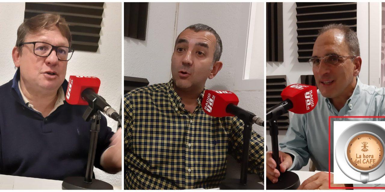 """""""La Hora del CAFÉ"""" especial nuevo año con Martín Ynestrillas y Manuel Andrino"""