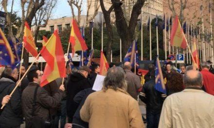 ADÑ exige la salida de la Unión Europea para recuperar nuestra soberanía