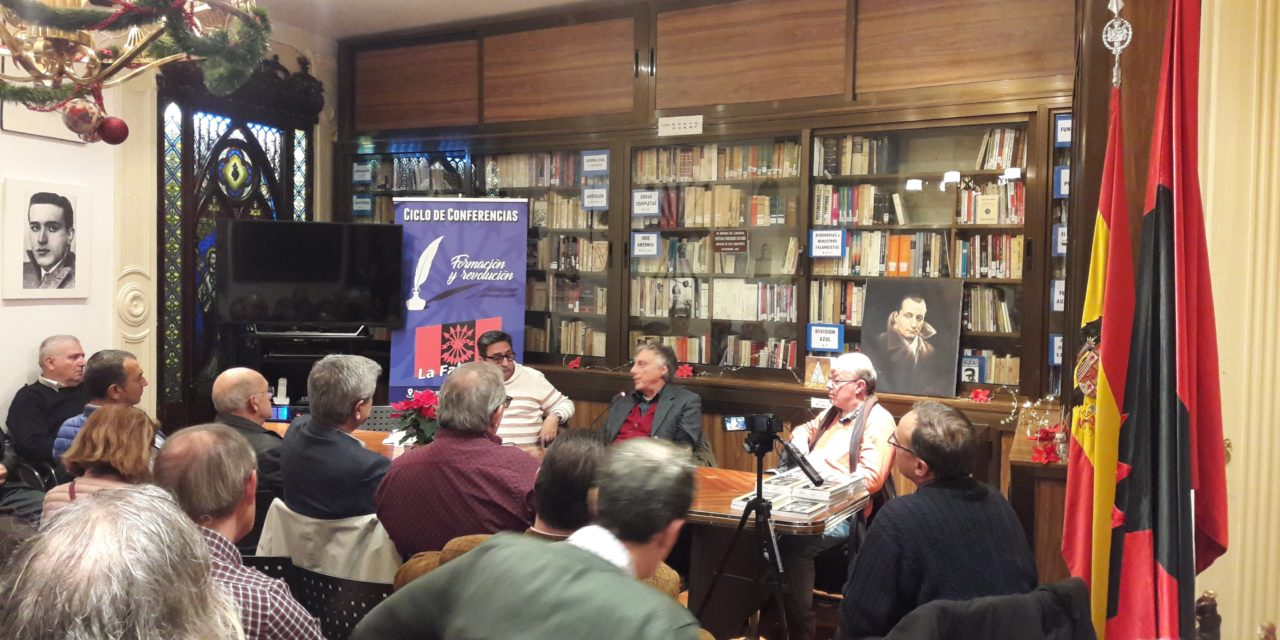 Vídeo del viernes cultural con Gabriele Adinolfi sobre Fascismo