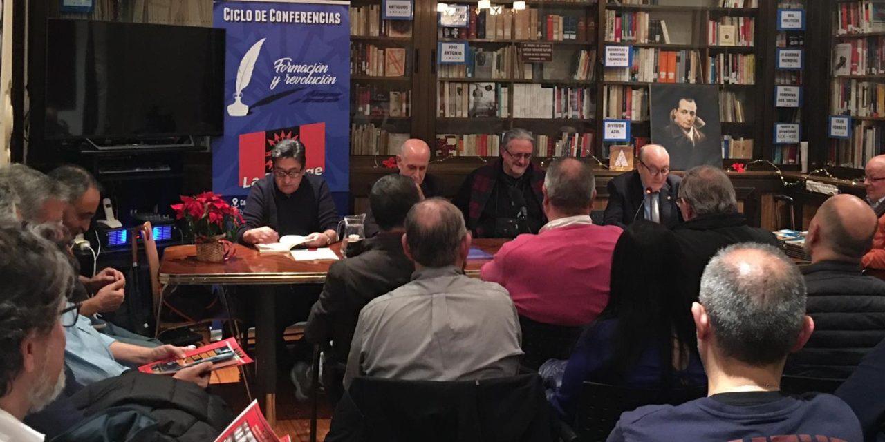 La figura de Raimundo Fernández Cuesta a debate en nuestro último viernes cultural -vídeo-