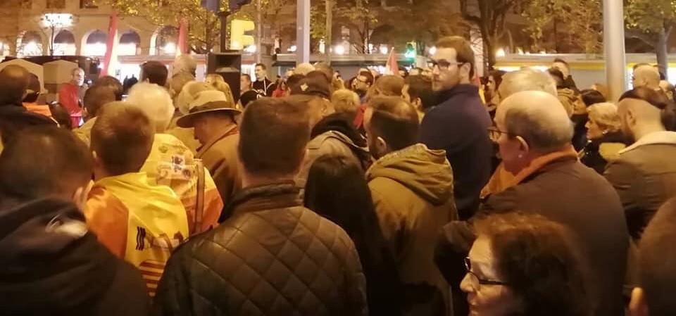 Zaragoza exigió Justicia por Víctor Laínez