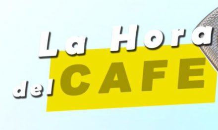 """""""La Hora del CAFÉ"""" con Chía, Carlos Rodríguez y Jesús Muñoz"""