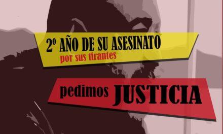 Valladolid y otras ciudades también exigen Justicia por el asesinato de Víctor Laínez