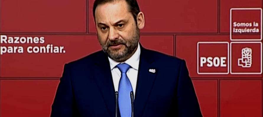 ¿Debería dimitir el ministro Ábalos? responde Jesús Muñoz en la Inter