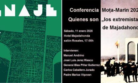 Sábado 11: doble homenaje a Ion Mota y Vasile Marin en Majadahonda