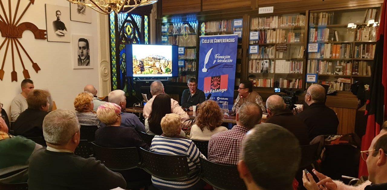 Vídeo del último viernes cultural con la misión en África de Rubén juarez
