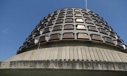 Comunicado sobre la Sentencia del Tribunal Constitucional