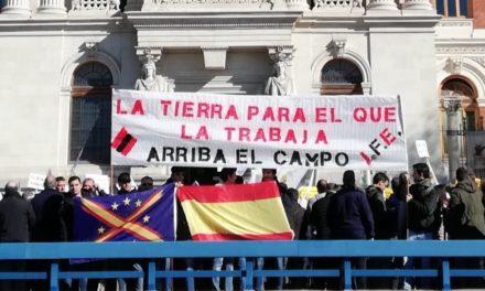 Defendemos nuestro sector primario ¡¡¡Arriba el Campo!!!