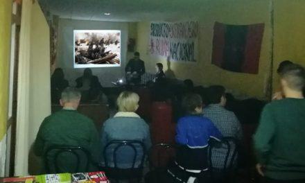 La Falange de Almería rememora la gesta de Krasny Bor