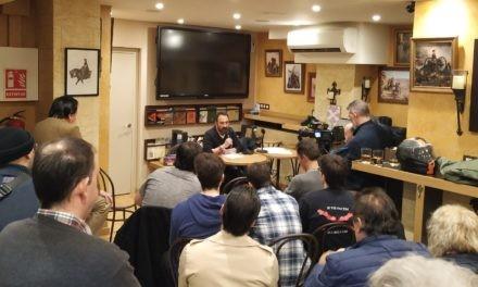 El Club Empel de Barcelona acoge la segunda conferencia sobre Nacionalsindicalismo