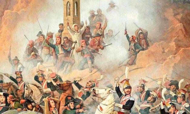 28-F: Viernes cultural sobre los Guerrilleros en la Guerra de Independencia