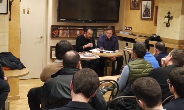 """4 de Febrero: IIª parte de """"Fundamentos y soluciones nacionalsindicalistas"""" en club Empel de Barcelona"""
