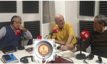 """La Hora del CAFÉ"" con Iñigo Pérez de Herrasti, Chuco Bermejo y Simón de Monfort"