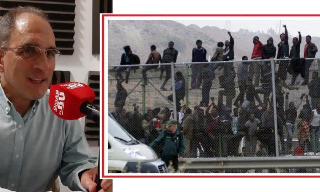 La inmigración como arma del Sistema