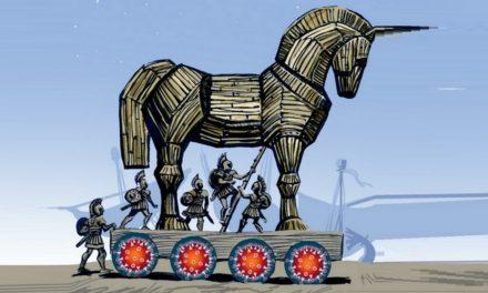 """""""Los Caballos de Troya"""" por Carlos Rodríguez -Jefe Nacional del TNS-"""