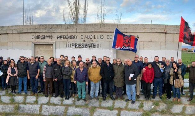 Excepcional jornada en Valladolid y Labajos. Pasado, presente y futuro del Nacionalsindicalismo
