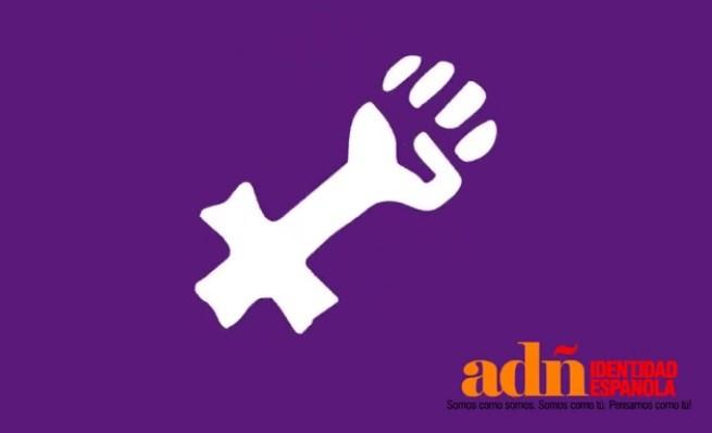 Continúa la réplica de mujeres ADÑ ante el 8 de marzo