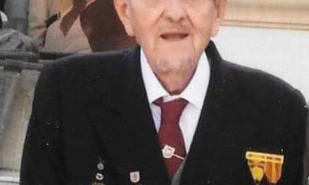 Ha fallecido nuestro camarada Hans Grunwald