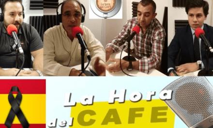 La Hora del CAFÉ nº199: Coronavirus, nada mejora, censura del sistema y Nos Vemos En Las Calles