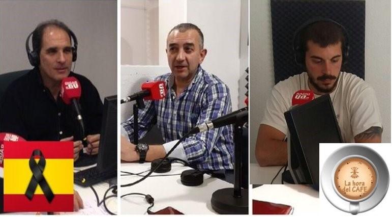 La Hora del CAFÉ nº201: Culpables del covid19 en España. Los jóvenes opinan y respuesta falangista y patriota