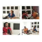 """""""La Hora del CAFÉ"""" con José Luis, Fernando Maqueda, Beni Martinez y Nacho Larrea"""