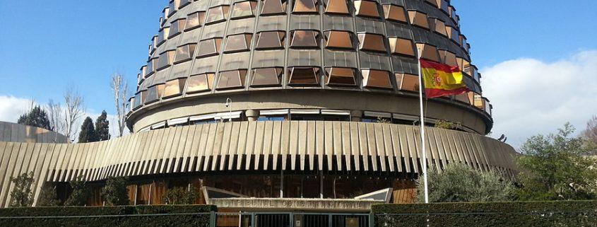 La Falange presenta Recurso de Amparo ante el Tribunal Constitucional