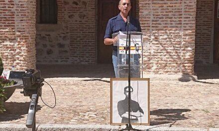 Discurso de Manuel Andrino, Jefe Nacional de La Falange, en el acto político celebrado en Labajos en memoria de Onésimo Redondo