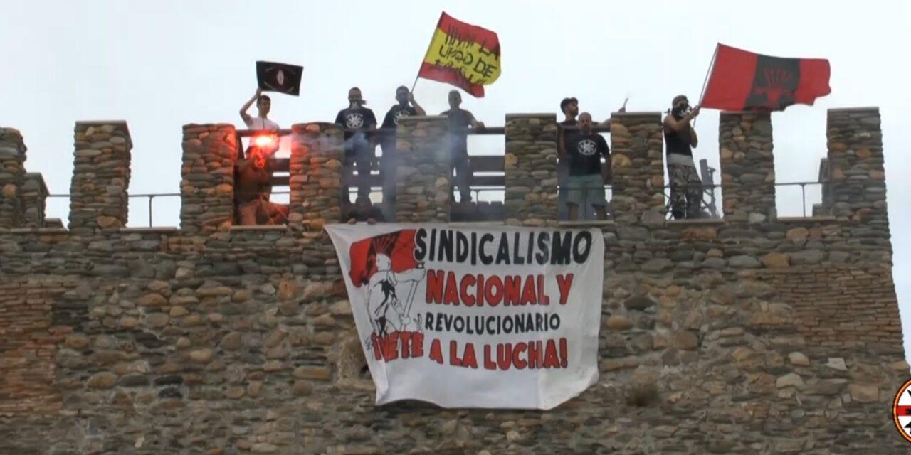 III Campamento Juventudes de La Falange de Almería -Vídeo-