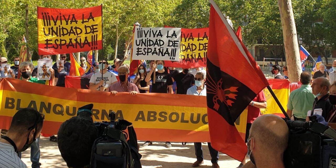"""Frente al Supremo: """"Catalanidad es Hispanidad"""""""