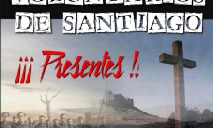 """En memoria de los """"Voluntarios de Santiago"""""""