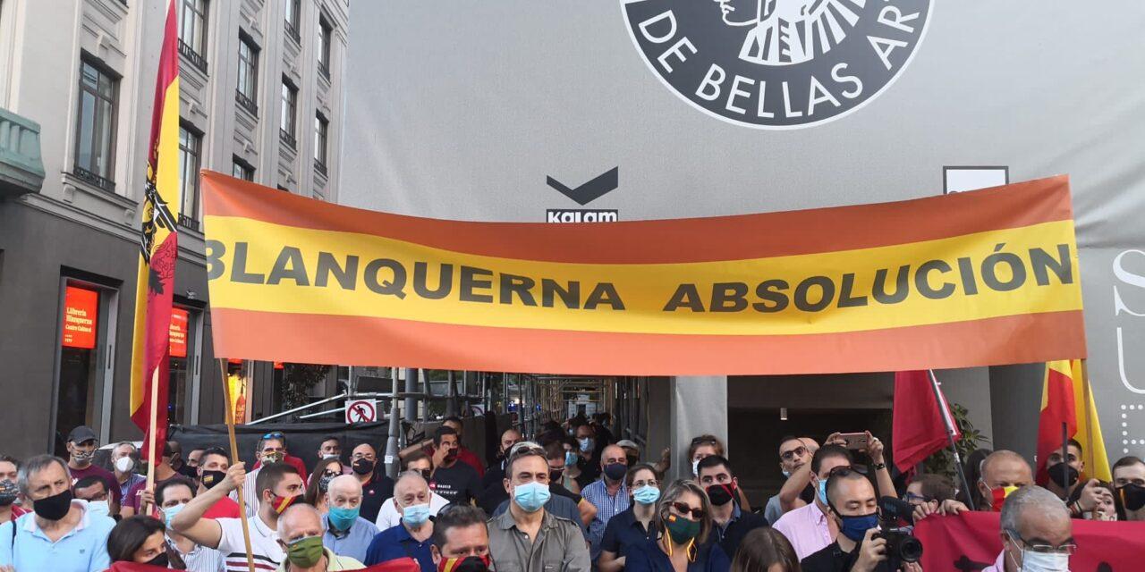 ¡Blanquerna absolución! Defender España no es un delito
