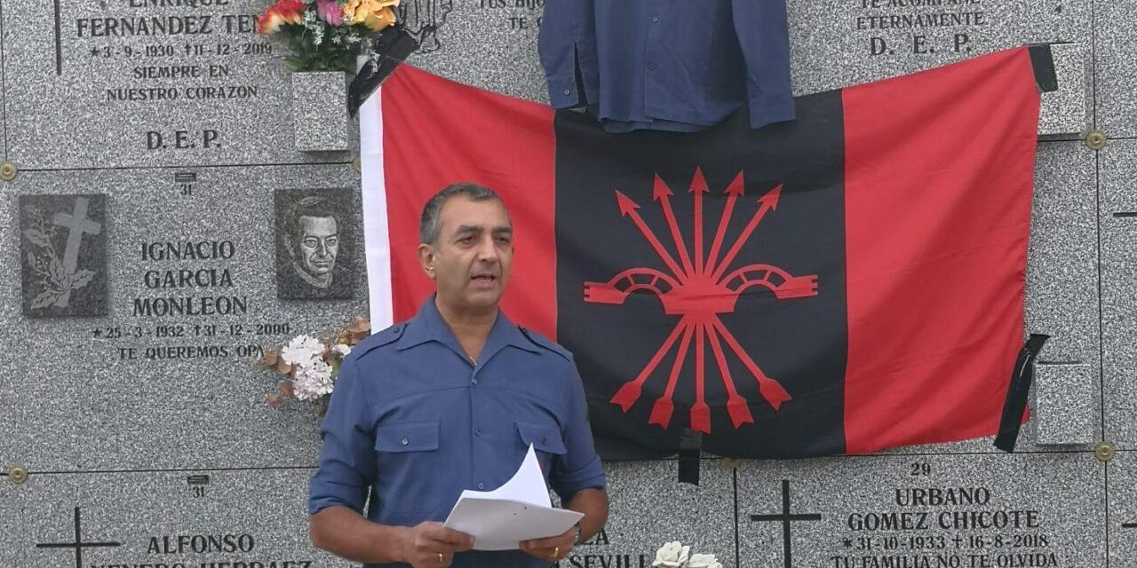"Homenaje al Camarada Juan José Ortiz Torres ""Rayito"""