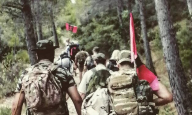 """Ruta provincial camarada """"José Mallol Alberola"""""""
