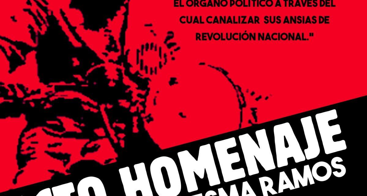 Homenaje a Ramiro Ledesma Ramos