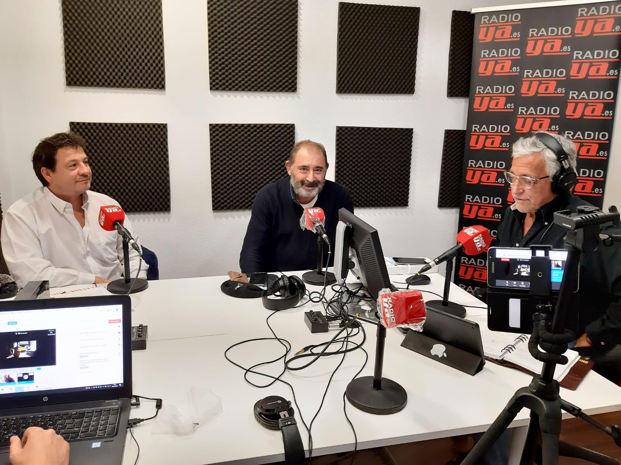 LA HORA DEL CAFÉ, con Fernando Paz y Javier San Mateo