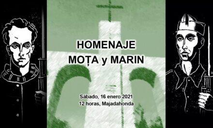 Homenaje a Ion Mota y Vasile Marin