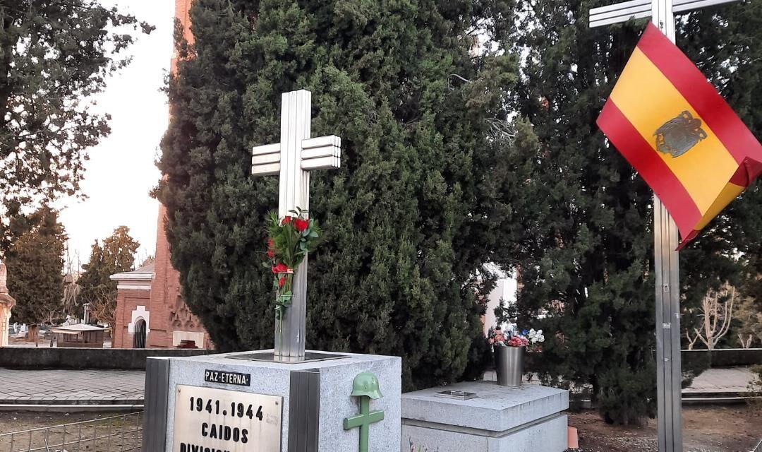 En recuerdo de los héroes de Krasny Bor