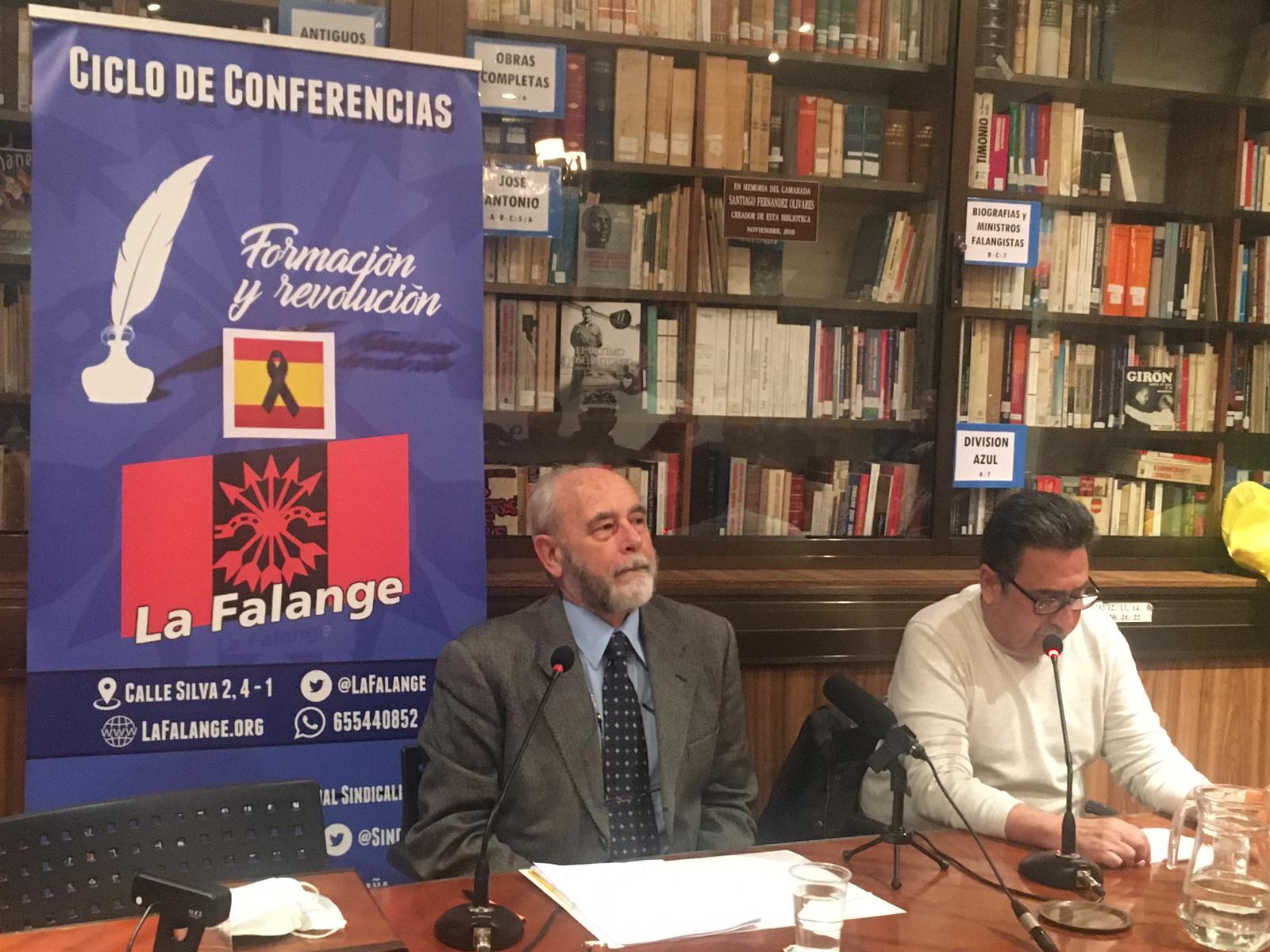 """CONFERENCIA EN DIRECTO: """"LA CRISTIADA, UN MOVIMIENTO POPULAR"""", POR BLAS PIÑAR."""