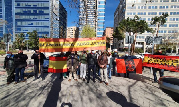 Defender la unidad de España no es delito, es un derecho, un deber, un honor