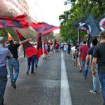 """Manifestación """"CONTRA EL REGIMEN DEL 78"""" convocada por JFE el 29 de mayo de 2021"""