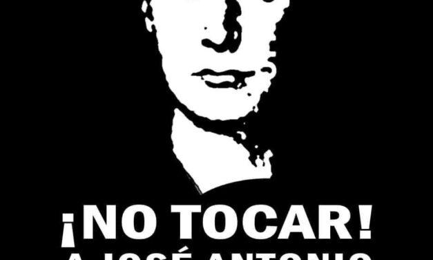 """Ante la ley de memoria """"democrática"""". Comunicado de La Falange y FE de las JONS"""