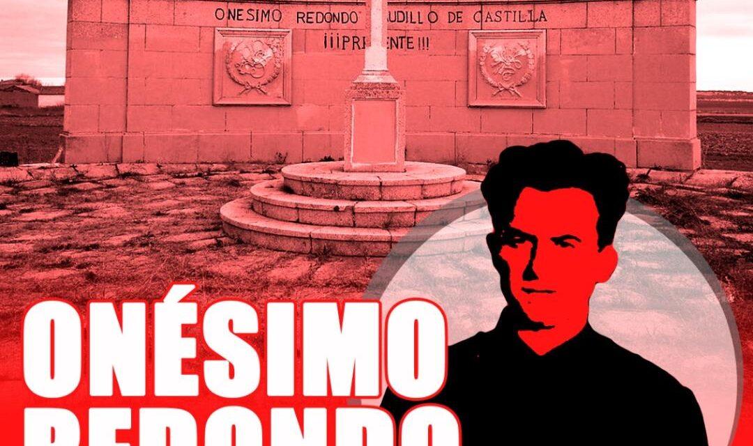 Actos en memoria de Onésimo Redondo y por la Memoria Falangista