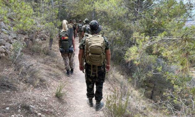 "Ruta de La Falange de Levante ""Camarada José Mallol Alberola"". Cumbre del Puig Campana (3 y 4 de agosto de 2021)"